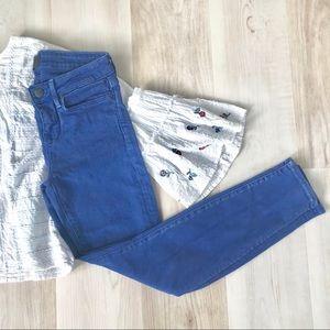 Vince Blue Denim Skinny Jeans Size 26